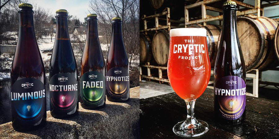 Cryptic Bottles 2