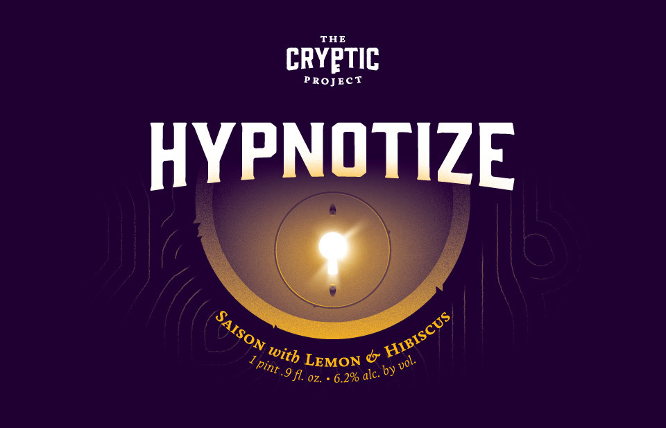 Cryptic Label Hypnotize