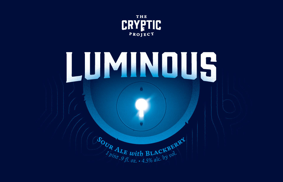 Cryptic Label Luminous