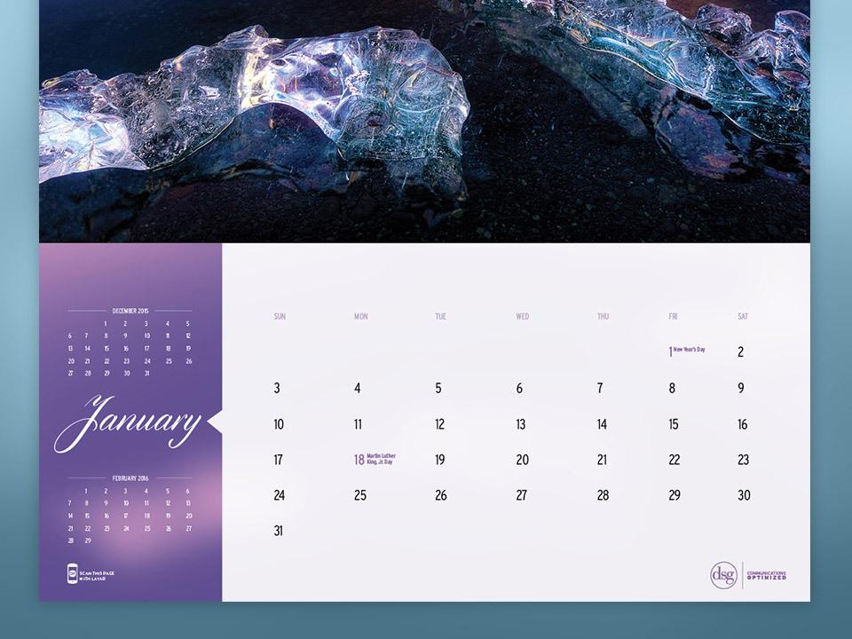 DSG 2016 Calendar Detail