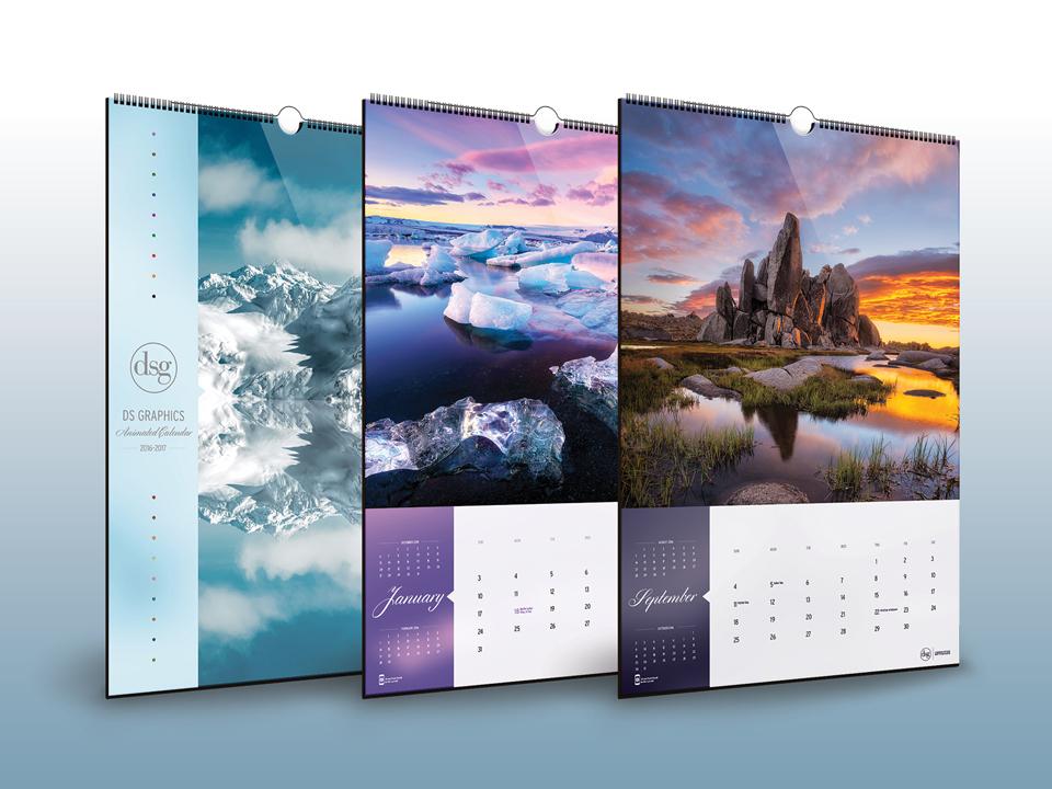 2016-17 DSG Calendar